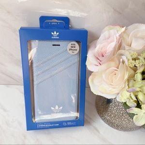 ADIDAS ORIGINALS 3 STRIPE BOOKLET CASE IPhone X XS